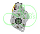 Стартер редукторный 24 Вольт, 5 кВт для CATERPILLAR, FOTON, HANOMAG, LOVOL, TEREX, TIMBERJACK, VOLVO, VOLVO (BM)
