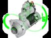 Стартер редукторный 24 Вольт, 6.6 кВт для KOMATSU